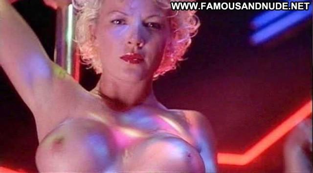 Julie Smith Return To Savage Beach Sexy Striptease Stripper Topless