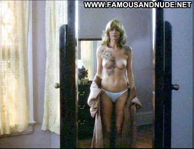 Maud Adams Tattoo Angry Tattoo Panties Cute Beautiful Female Hot