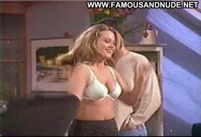 Christine Taylor Nude Sexy Scene Friends Softcore Celebrity