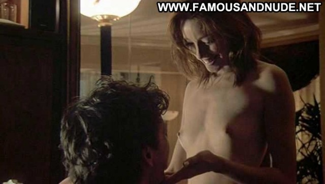 Molly Parker The Center Of The World Topless Nude Scene Posing Hot