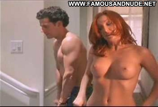 Lauren Hays Passion Cove Jumping Stairs Nude