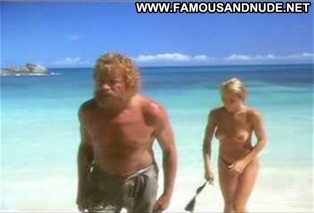 Amanda Donohoe Castaway Breasts Bikini Celebrity Big Tits