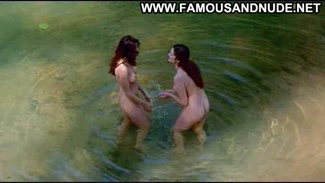 Elle Macpherson Sirens Pool Nice Big Tits Celebrity Breasts Skinny