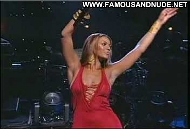 Beyonce Knowles Saturday Night Live  Big Tits Breasts Celebrity