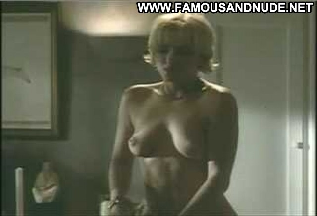 Kim Yates Erotic Confessions Sex Nude Table Skirt Posing Hot Actress