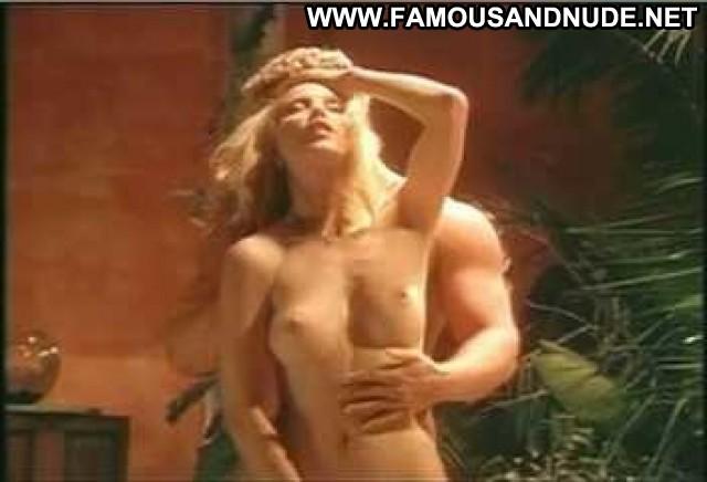 Ashlie Rhey Beverly Hills Bordello Shirt Big Tits Celebrity Biting