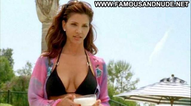 Charisma Carpenter Veronica Mars Fantasy Pool Bikini