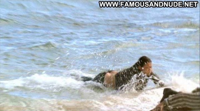 Michelle Rodriguez Lost Jumping Ass Beach Nude Scene Gorgeous Female