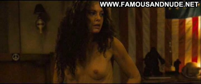 Alexa Davalos Feast Of Love  Celebrity Big Tits Topless Breasts Bed