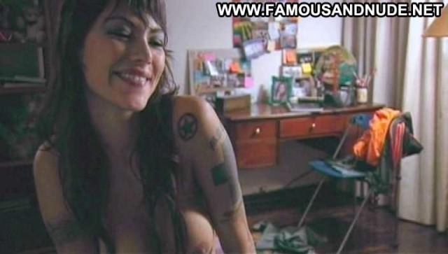 Angie Jibaja Manana Te Cuento Big Tits Celebrity Breasts