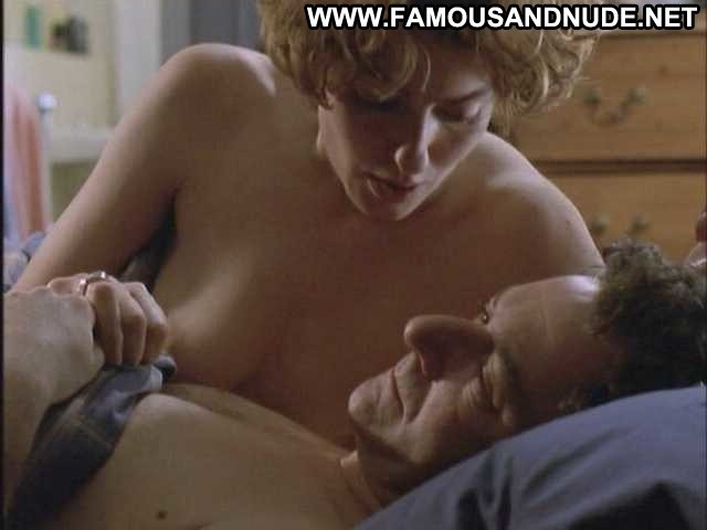 Anna Chancellor The Vice Bed Beautiful Posing Hot Nude Scene