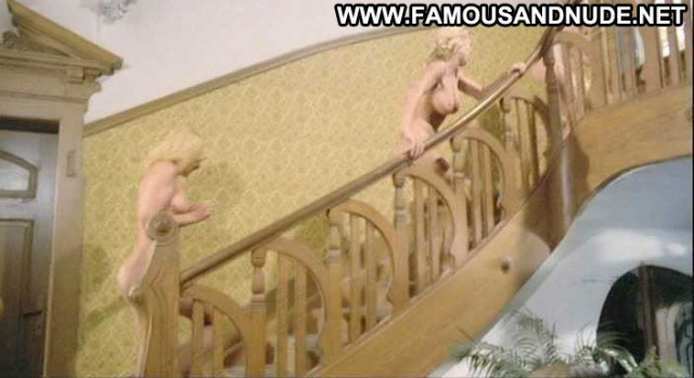 Brigitte Lahaie Six Swedes On A Campus Stairs Nude France Big Tits