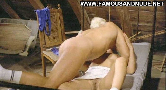 Nadine Pascal Nude Sexy Scene Six Swedes On A Campus Shirt