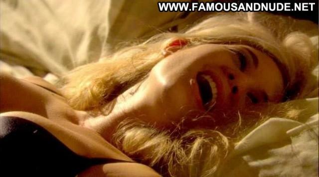 Rebekah Kochan The Telling Breasts Bed Cleavage Celebrity Bra Doll