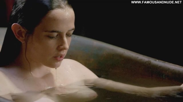 Eva Green Camelot  Big Tits Celebrity Breasts