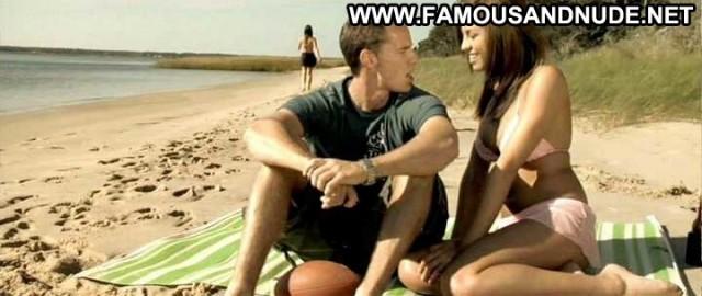 Kit Johnson Butchered Bikini Beach Kissing Beautiful Posing Hot