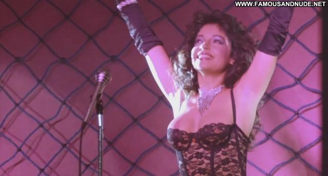 Apollonia Kotero Purple Rain Cleavage Celebrity Big Tits Breasts