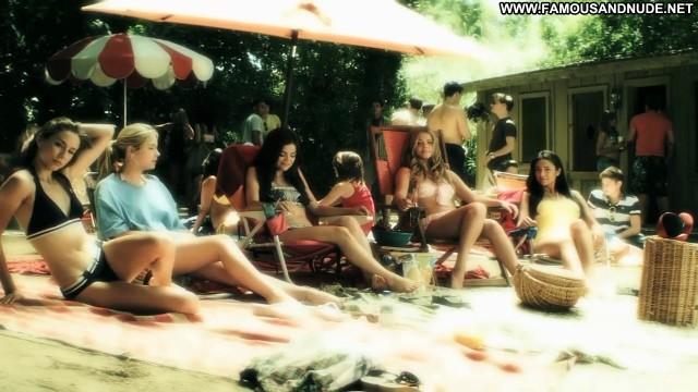 Sasha Pieterse Pretty Little Liars Black Breasts Pretty Bikini