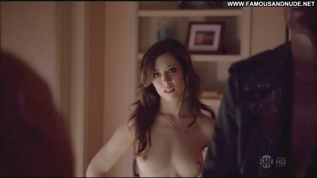 Alissa Dean Californication Topless Breasts Big Tits Celebrity