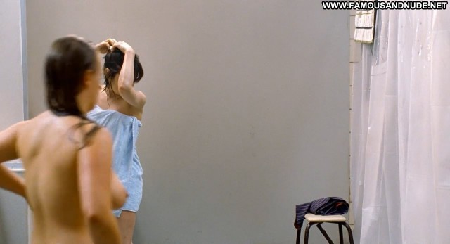 Anna Hilgedieck Desert Flower  Breasts Public Shower Celebrity Desert