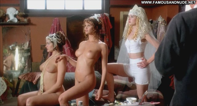 Elle Macpherson Sirens  Celebrity Big Tits Breasts Bush