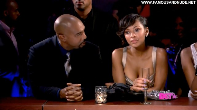 Meagan Good The Game Bar