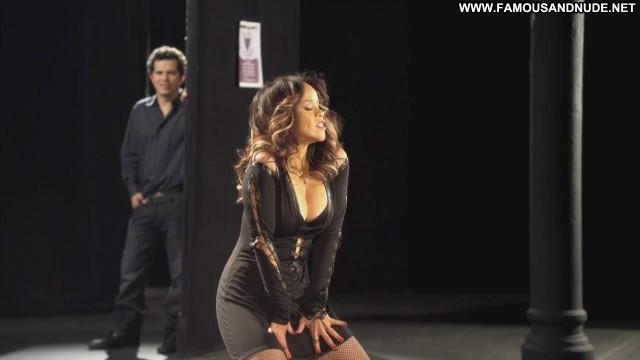 Rosie Perez Fugly  Breasts Dressing Room Sensual Stage Black Big Tits
