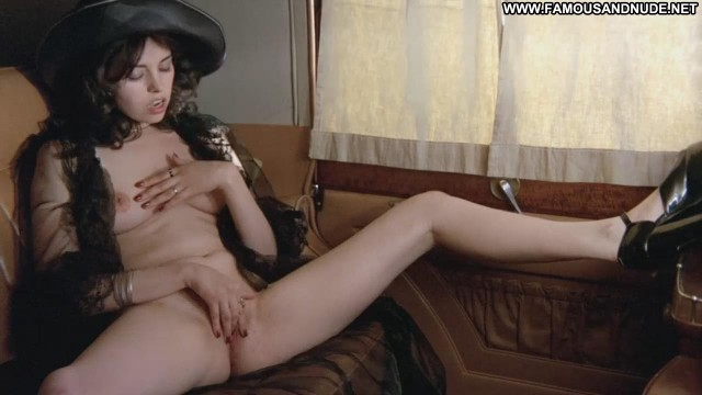 Lina Romay Rolls Royce Baby Car Breasts Big Tits Back Seat Celebrity