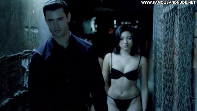 Sam Aotaki Asian School Girls Panties Bra School Thong Black