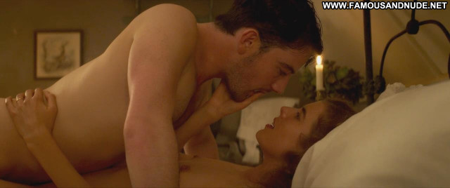 Agyness Deyn Sunset Song Breasts Bed Big Tits Celebrity
