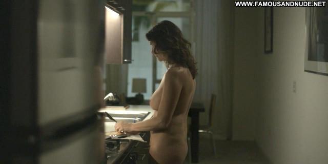 Amy Landecker Transparent Bush Big Tits Breasts Celebrity
