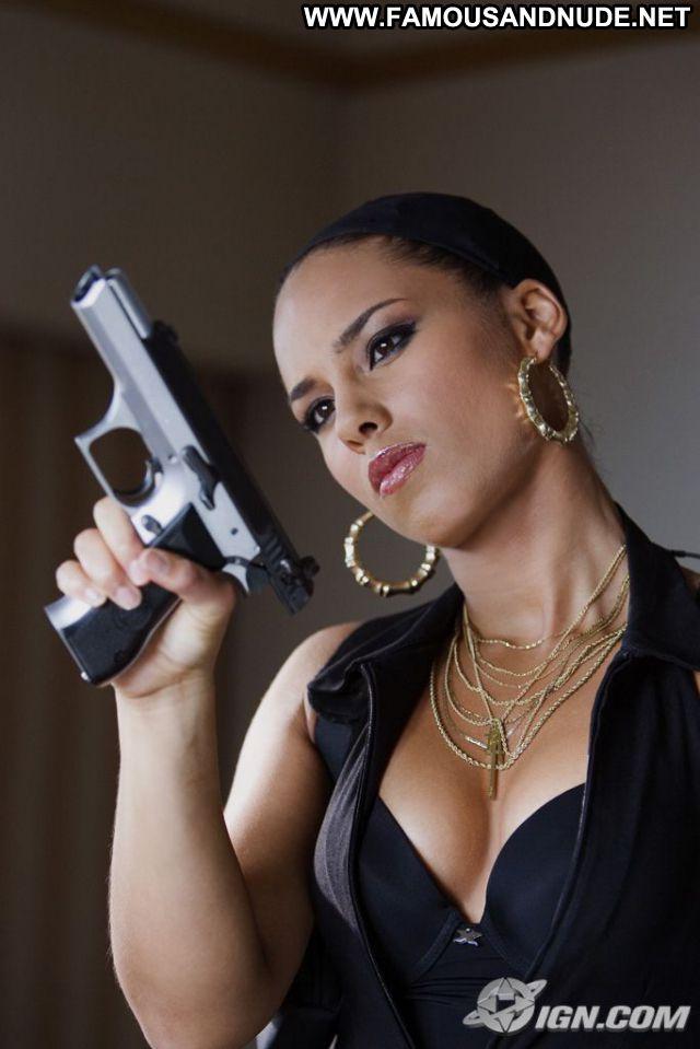 Alicia Keys No Source Celebrity Celebrity Ebony Posing Hot Babe