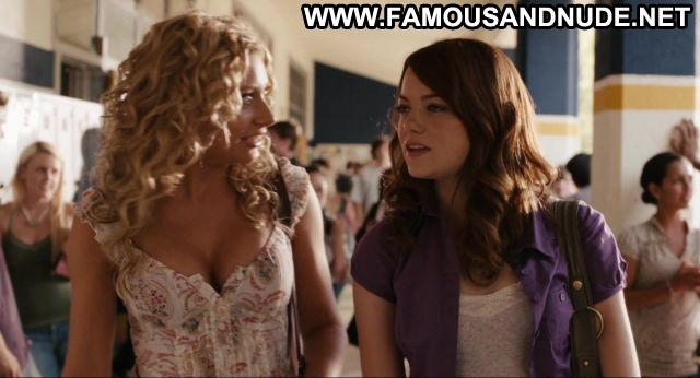 Aly Michalka Easy A Nude Scene Actress Showing Tits Gorgeous