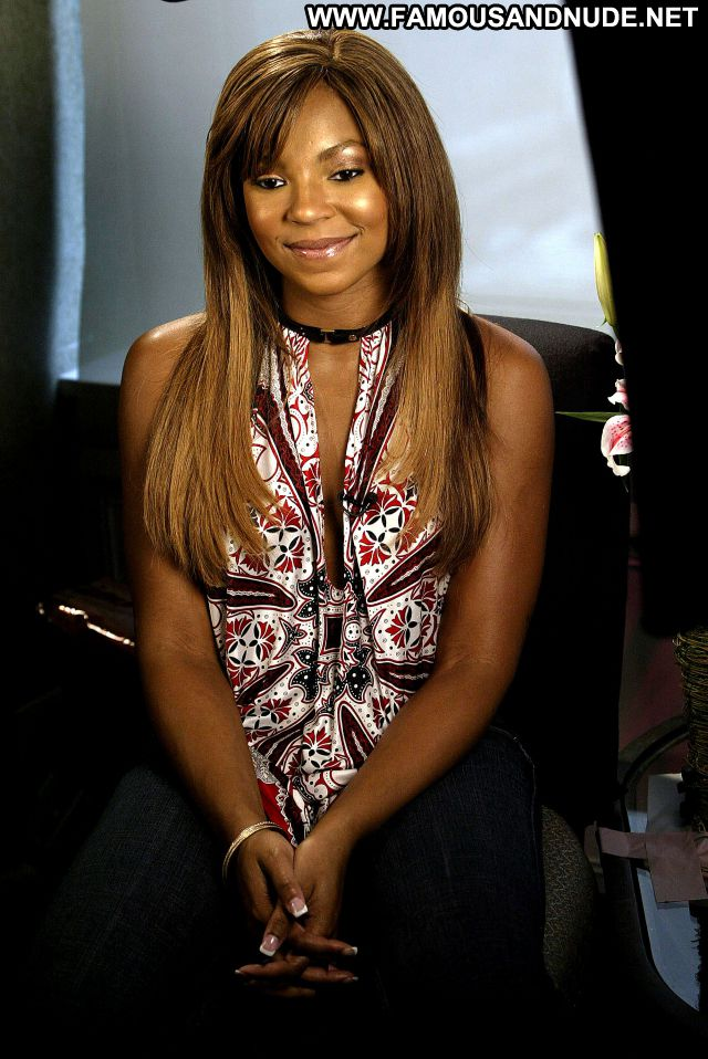 Ashanti No Source Ebony Celebrity Cute Posing Hot Babe Celebrity