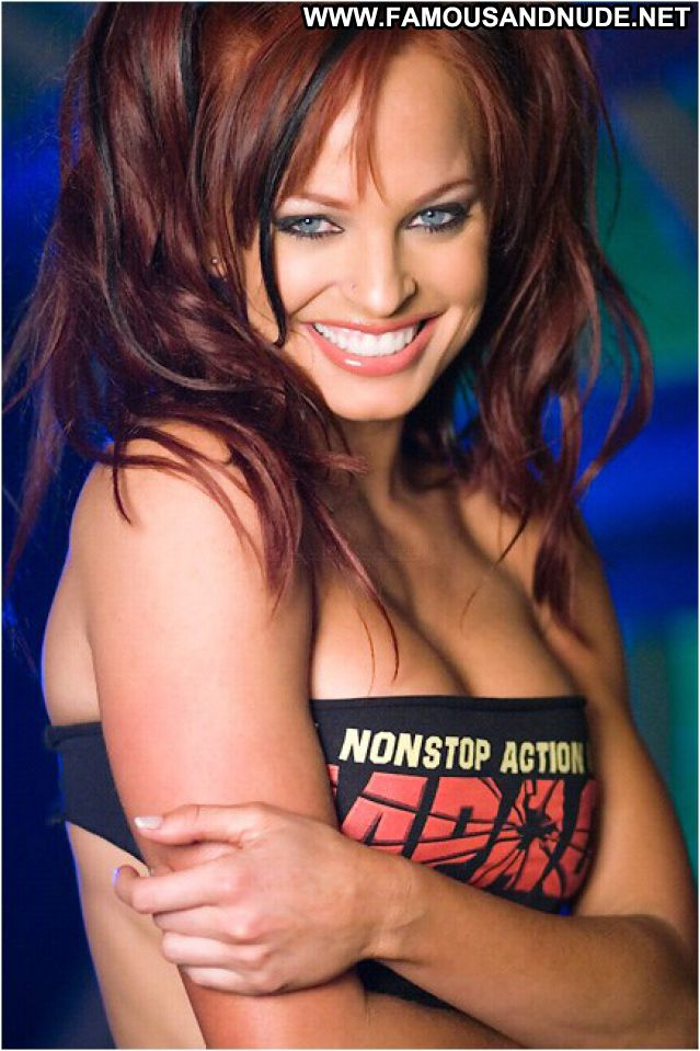 Christy Hemme Muscular Blue Eyes Redhead Big Tits Nude Scene