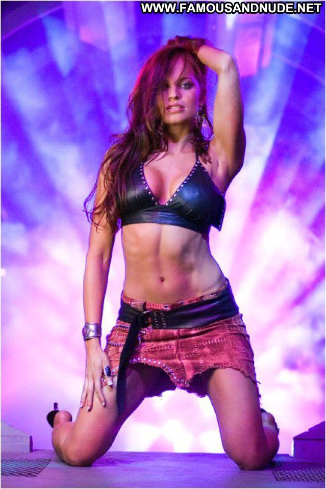 Christy Hemme No Source  Athletic Hot Tits Posing Hot Celebrity