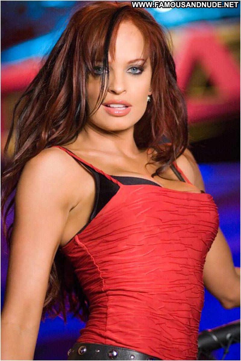 Christy Hemme No Source Celebrity Posing Hot Babe Big Tits