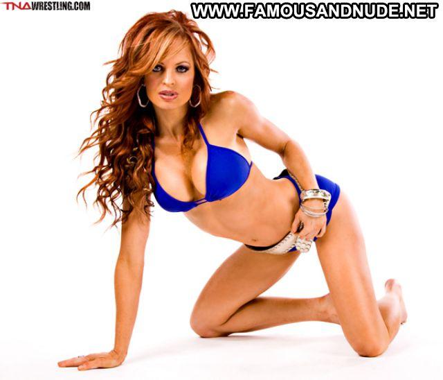 Christy Hemme No Source Posing Hot Famous Hot Bikini Brown Hair