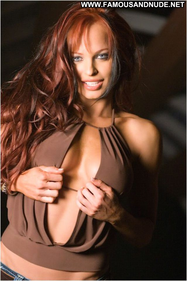 Christy Hemme No Source Celebrity Cute Hot Famous Redhead Tits