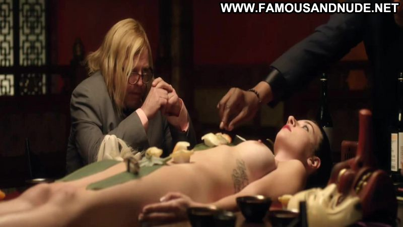 Sushi girl is the main course of the office gangbang 2