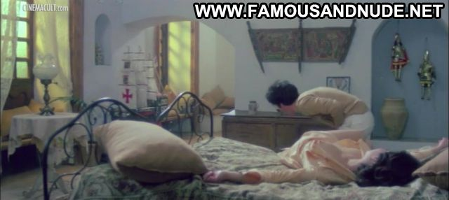 Edwige Fenech Nude Sexy Scene The School Teacher Sleeping