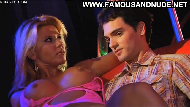 Anna Kalina Nude Sexy Scene Lap Dance Queen Lap Dance Blonde
