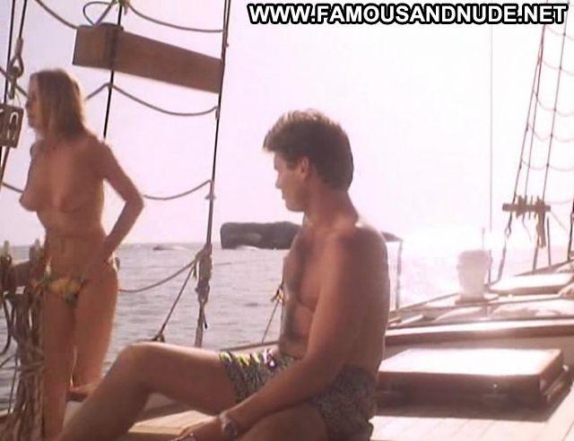Bo Derek Nude Sexy Scene Boat Blonde Showing Tits Actress