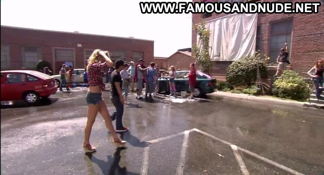 Cameron Diaz Nude Sexy Scene Bad Teacher Car Wash Blonde Hot