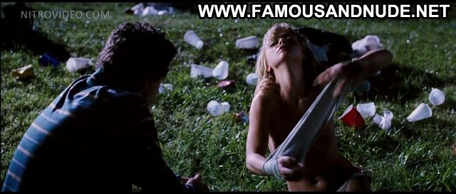Christina Ricci Nude Sexy Scene Black Snake Moan Outdoors