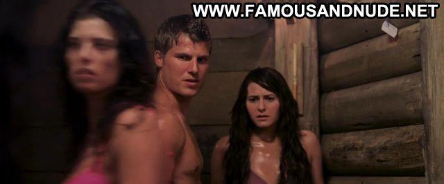 Christina Ulloa Nude Sexy Scene 247 Degrees Fahrenheit Sauna