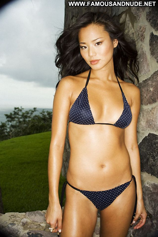 Jamie Chung Small Tits Celebrity Cute Hot Famous Posing Hot Babe