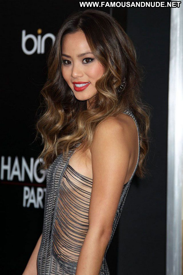 Jamie Chung Small Tits Actress Asian Hot Celebrity Celebrity Famous