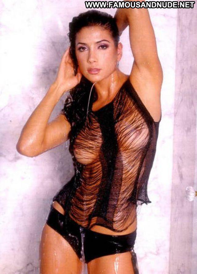 Patricia Manterola No Source Mexico Celebrity Brunette Celebrity