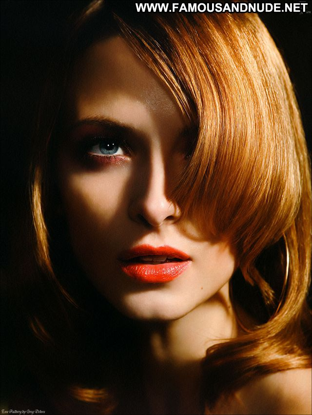 Eva Padberg No Source  Celebrity Germany Blonde Posing Hot Big Tits